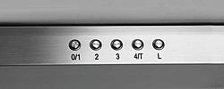 Praktické tlačítkové ovládání